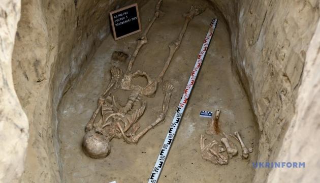 Photo of Скифское захоронение на Хортице: археологи рассказали подробности
