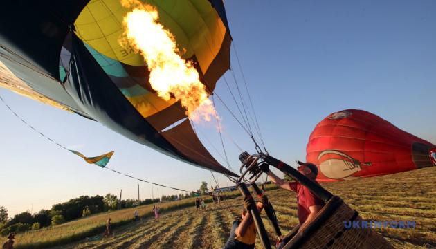 Photo of В Киеве устроят фестиваль воздушных шаров