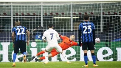 Photo of «Интер» в меньшинстве проиграл «Реалу» домашний матче Лиги чемпионов УЕФА