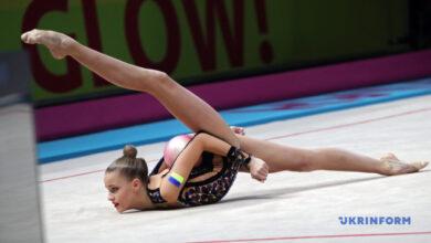 Photo of В Киеве стартовал чемпионат Европы по художественной гимнастике