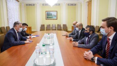 Photo of Жовква обсудил перспективы сотрудничества с эмиратской оборонной компанией