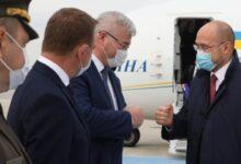 Photo of Шмыгаль прибыл в Турцию
