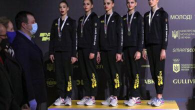 Photo of Украина завершила ЧЕ по художественной гимнастике с тремя золотыми медалями