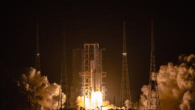 Photo of Китайский зонд вышел на лунную орбиту