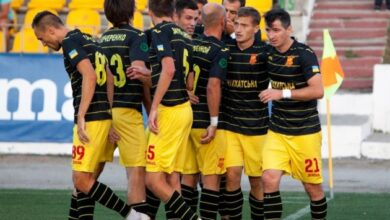 Photo of «Ингулец» впервые победил в футбольной Премьер-лиге Украины