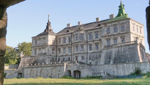 Photo of Подгорецкий замок вошел в фотоальбом с запущенными памятниками мира