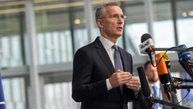 Photo of Встречам Украина-НАТО не мешают споры с Венгрией — Столтенберг