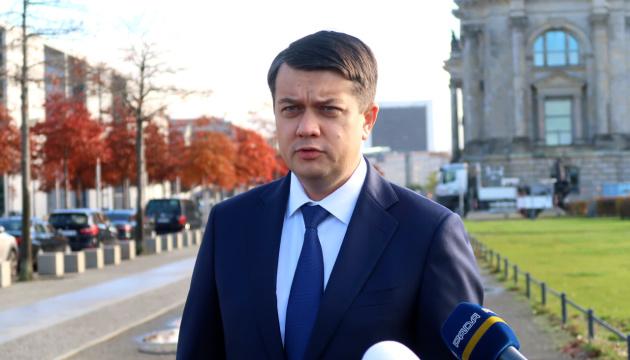Photo of Разумков говорит, что его тоже не удовлетворяет госбюджет-2021