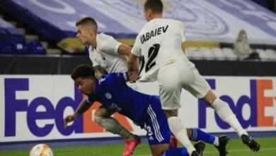 Photo of Букмекеры дали прогноз на матч «Заря» — «Лестер» в Лиге Европы УЕФА