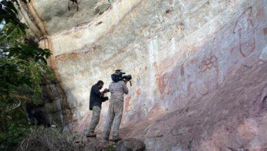 Photo of В джунглях Амазонии нашли тысячи доисторических рисунков