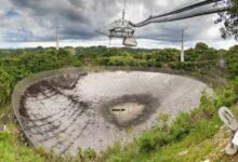 Photo of В Пуэрто-Рико разрушился гигантский радиотелескоп Аресибо