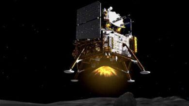 Photo of Китайский космический аппарат успешно сел на Луну