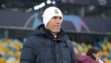 Photo of Зидан: «Реал» не заслуживал поражения, но мяч не шел в ворота «Шахтера»