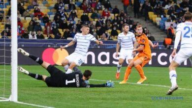 Photo of Сегодня «Динамо» встречается с «Ювентусом» в матче Лиги чемпионов УЕФА