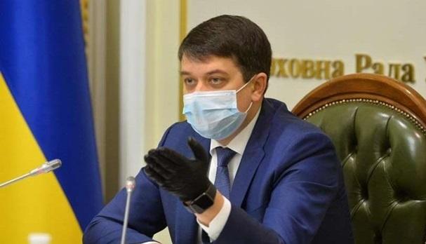 Photo of Разумков обещает разобраться с вероятным кнопкодавством при назначении Шкарлета