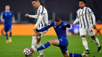 Photo of «Динамо» уступило «Ювентусу» в матче Лиги чемпионов УЕФА