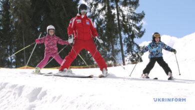 Photo of Лыжный сезон на Закарпатье стартовал в Поляне