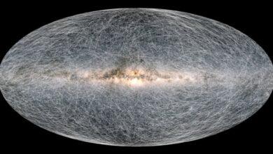Photo of Астрономы создали карту Млечного пути в 3D
