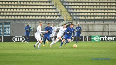 Photo of «Заря» обыграла «Лестер» в матче Лиги Европы УЕФА