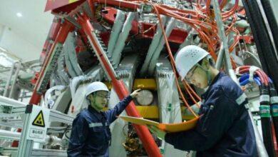 Photo of Китай запустил термоядерное «искусственное солнце»