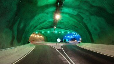 Photo of На Фарерах достроили туннель с автомобильной развязкой на дне океана