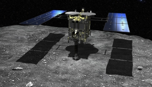 Photo of Японский зонд доставил на Землю образцы астероида Рюгу