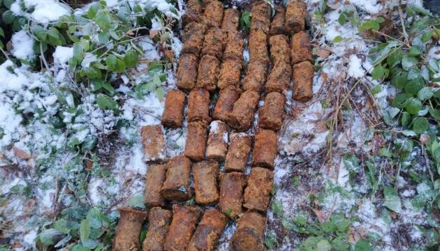 Photo of На Закарпатье уничтожили 38 боеприпасов времен Первой мировой, которые обнаружили туристы
