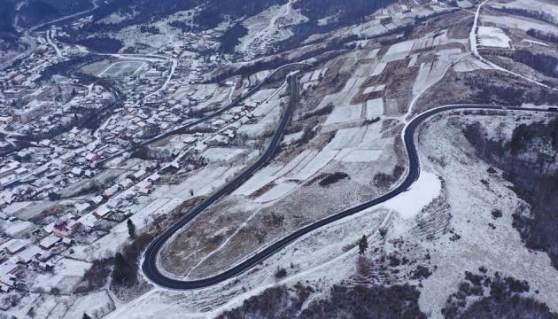 Photo of Туристы смогут доехать до горнолыжных курортов Закарпатья по идеальных трассах — автодор