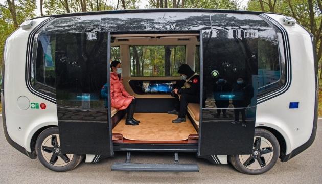 Photo of Китайский экопарк предложит туристам беспилотные шаттлы и вендинг-автоматы