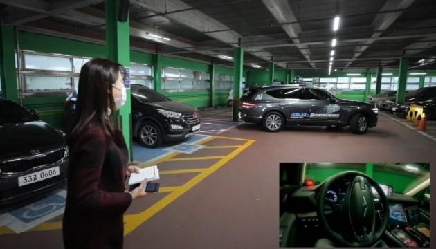Photo of В Корее показали первую в мире систему автономного парковки с 5G