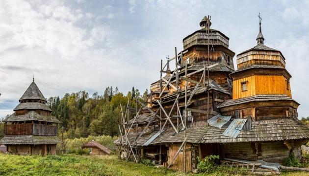 Photo of На Львовщине реставрируют уникальный храм бойковского стиля