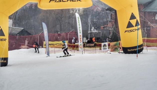 Photo of На Закарпатье провели первые в Украине лыжные соревнования в сезоне 2020/21