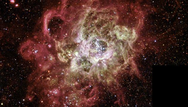 Photo of Hubble показал туманность с «новорожденными» звездами