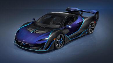 Photo of McLaren представил новый гиперкар — всего 15 экземпляров