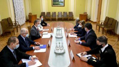 Photo of Киев предлагает Вашингтону разработать проект рамочного соглашения об оборонном сотрудничестве