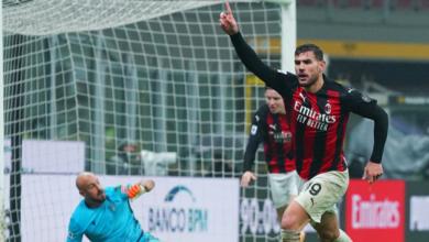Photo of «Милан» вырвал победу у «Лацио» и продолжает лидировать в итальянской Серии А