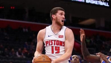 Photo of НБА: Михайлюк сыграл 17 минут за «Детройт»