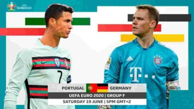 Photo of Евро-2020. Матч Португалии и Германии оказался богатым на голы и на рекорды