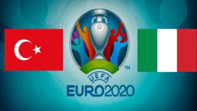 Photo of Первый день Евро-2020. Где смотреть матч Италия — Турция сегодня по телевизору и в интернете