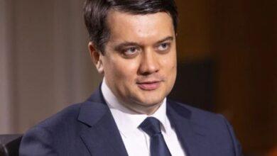 Photo of Рада может принять законопроект Зеленского об олигархах в первом чтении на следующей неделе – Разумков