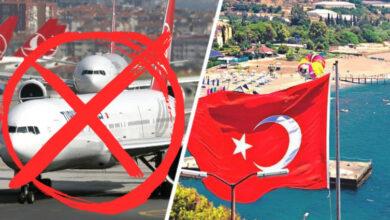 Photo of Туристы Екатеринбурга лишились перелетов в Турцию на Turkish Airlines